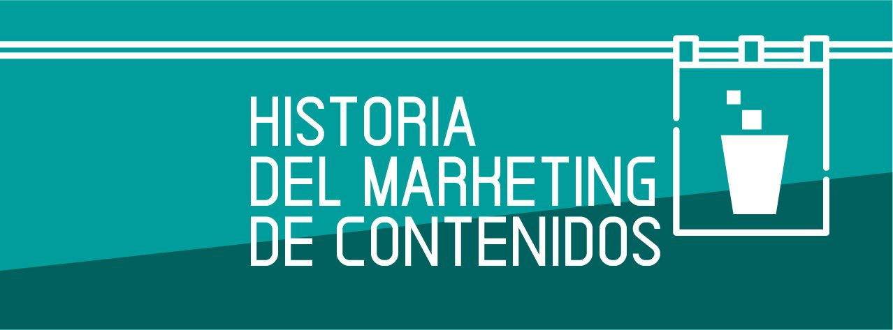 Historia del marketing de contenidos