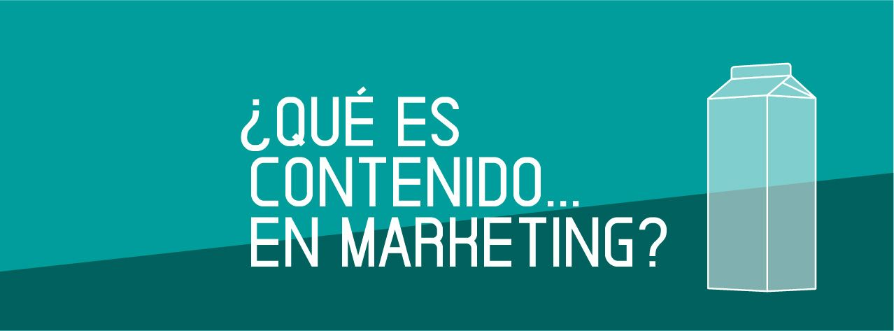 que es contenido en marketing
