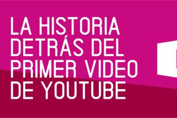 La historia detras del primer video de youtube