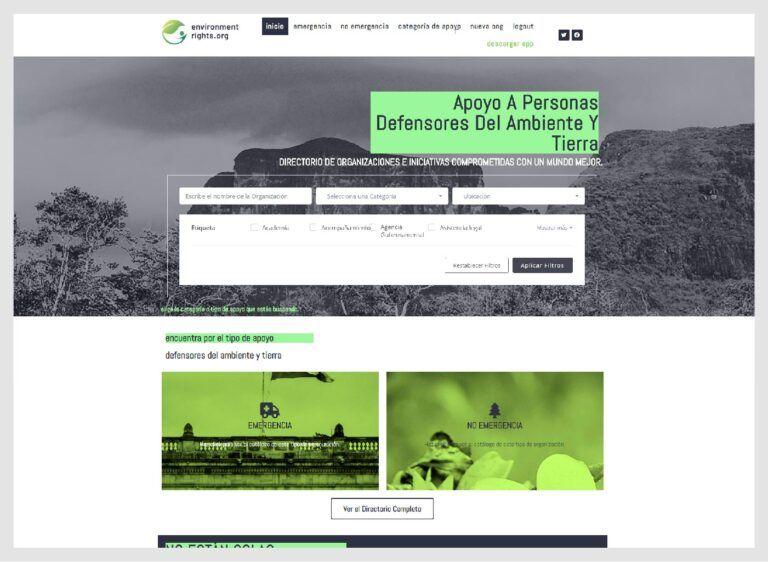directorio ambiental