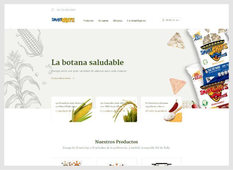 ecommerce snacks